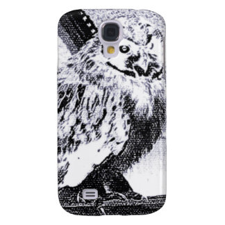 Owl Picture Galaxy S4 Cover