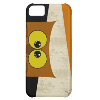 Owl Picture Case For iPhone 5C