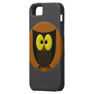 Owl Picture iPhone 5 Case