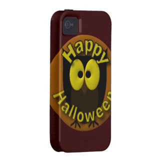 Owl Picture Vibe iPhone 4 Case