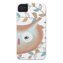 Owl Picture Case-Mate iPhone 4 Case