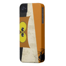 Owl Picture iPhone 4 Case