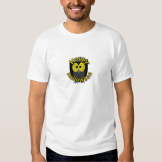 Owl Picture Tee Shirt