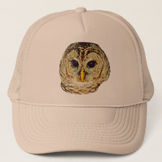 Owl Picture Trucker Hat