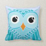Owl Pillow: Night Owl
