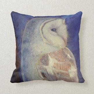 Owl pillow. throw pillow