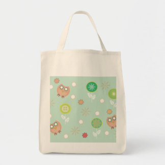 Owl Power Tote Bag