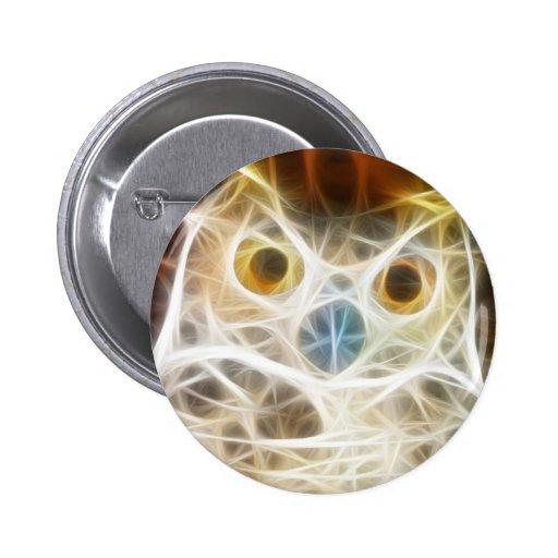 Owl Powerful Look Pins