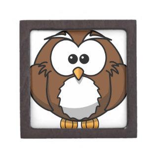 Owl Premium Keepsake Box