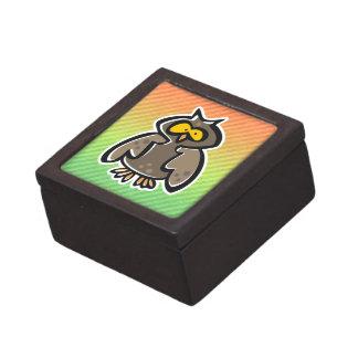 Owl Premium Trinket Box