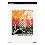 Owl Print copy iPad 3 Skin