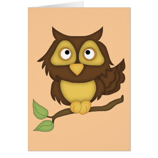 Owl Products Card