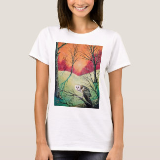 """Owl Products featuring """"Soren: Owl of Ga' Hoole"""" T-Shirt"""