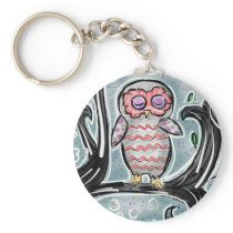 Owl Products Keychain