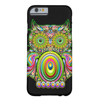 Owl Psychedelic Popart iPhone 6 case