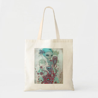 Owl&Pussycat Tote Canvas Bags