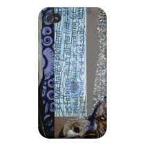 Owl Quotation iPhone 4 Cover