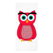 owl rack card