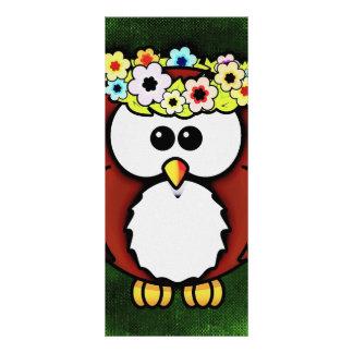 Owl Rack Cards