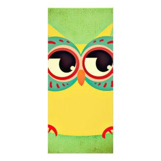 Owl Custom Rack Cards