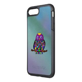Owl Rainbow OtterBox Symmetry iPhone 7 Plus Case