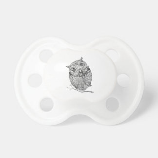 Owl Right Design Pacifier