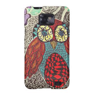 owl samsung galaxy case