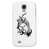 Owl Samsung Galaxy S4 Case