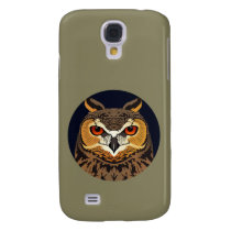 Owl Samsung Galaxy S4 Cover