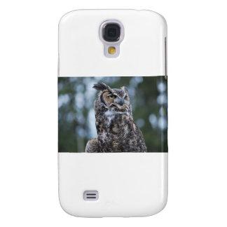 Owl Samsung Galaxy S4 Covers