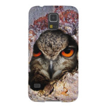 Owl Samsung Galaxy S5, Barely There Galaxy S5 Cover
