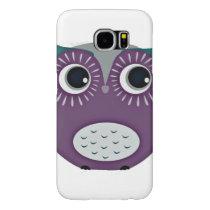 Owl Samsung Galaxy S6 Case