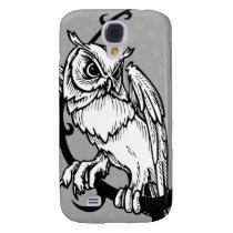 Owl Samsung S4 Case