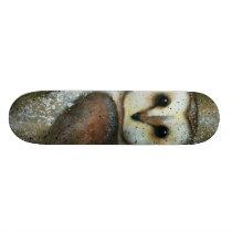 Owl skate deck