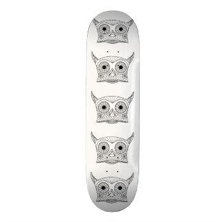 OWL Skate Skateboard Deck