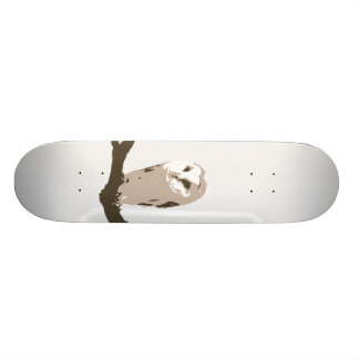 Owl Skateboard Decks