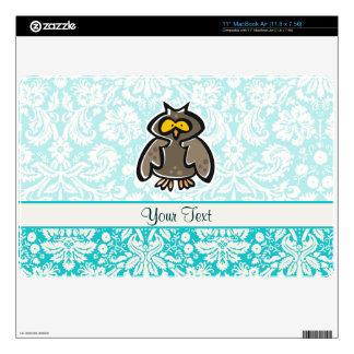Owl Skin For MacBook