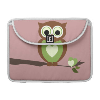 Owl Sleeve For MacBook Pro