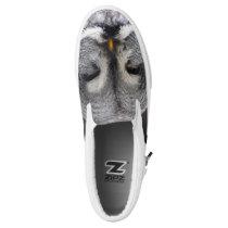Owl Slip-On Sneakers