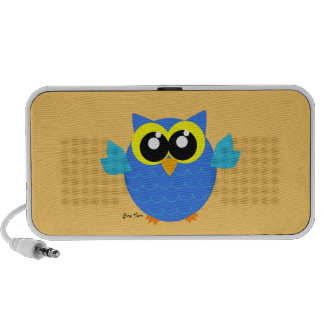 Owl Mp3 Speakers