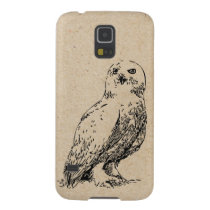 owl stamp galaxy s5 case