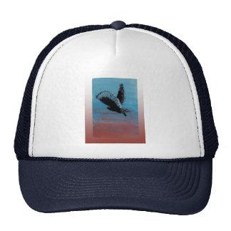 Owl Sunrise Art Trucker Hat