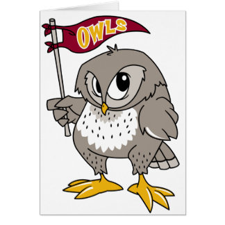 Owl Supporter Card