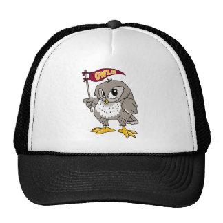 Owl Supporter Trucker Hat