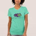 Hand shaped Owl t-shirt