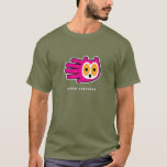 Hand shaped Owl t-shirt
