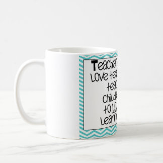 Owl Teacher Mug