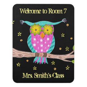 classroom door signs zazzle