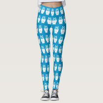 Owl Tights! because you give a woot. Leggings