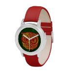 owl time wristwatch